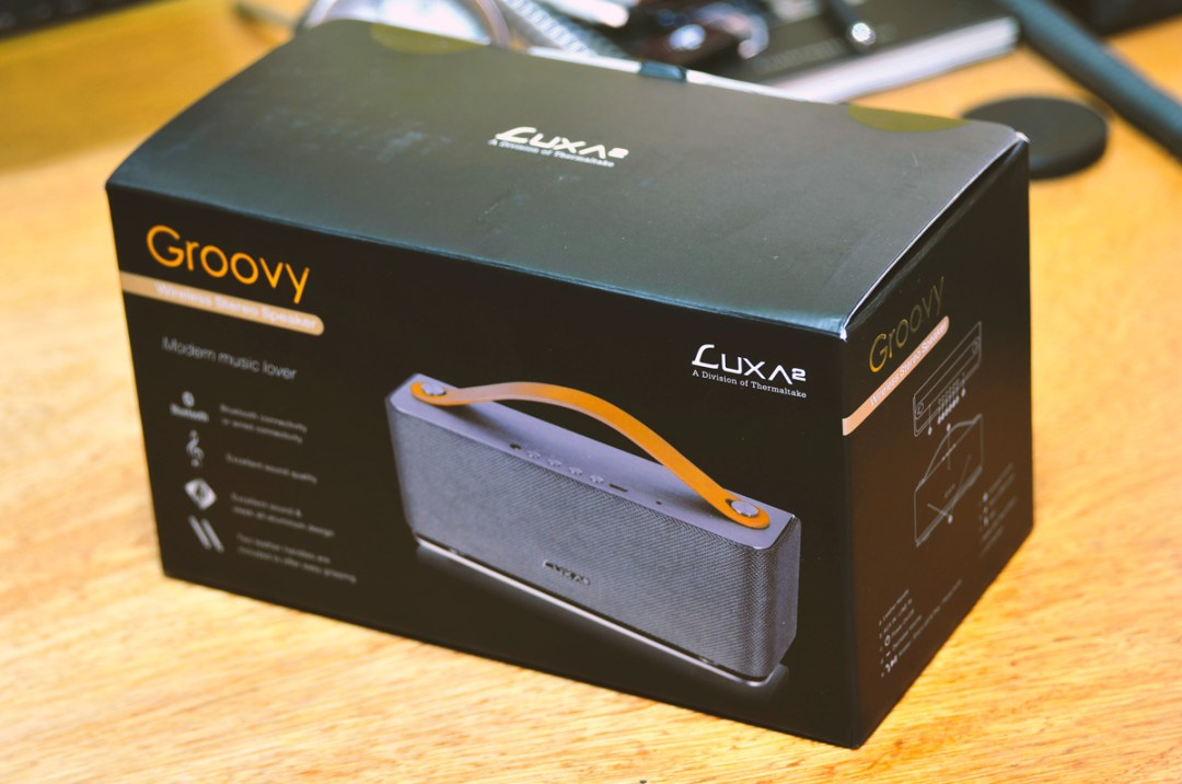 LUXA2 Groovy Wireless Stereo Speaker (3)