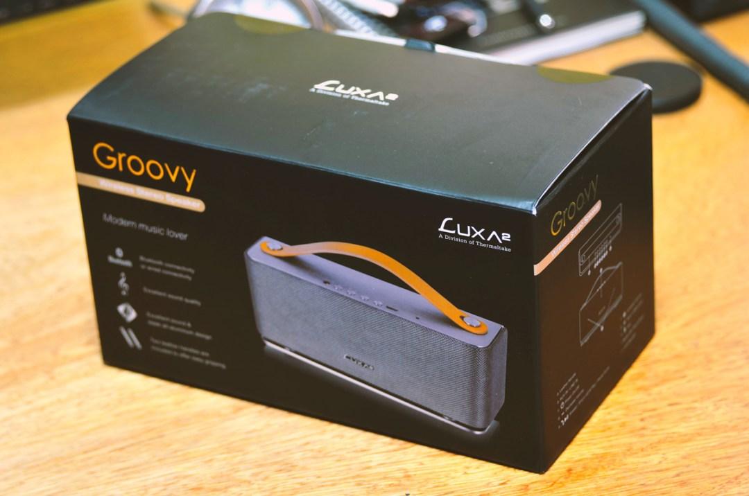 LUXA2 Groovy Wireless Stereo Speaker (3)
