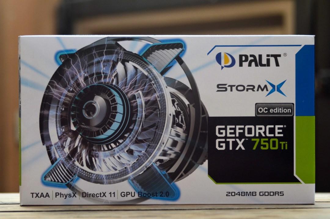 Palit GTX 750 Ti Storm X OC (1)