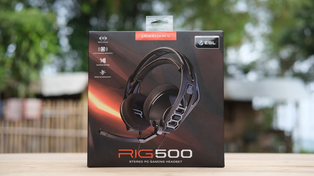 Plantronics RIG 500 Headset Review (1)