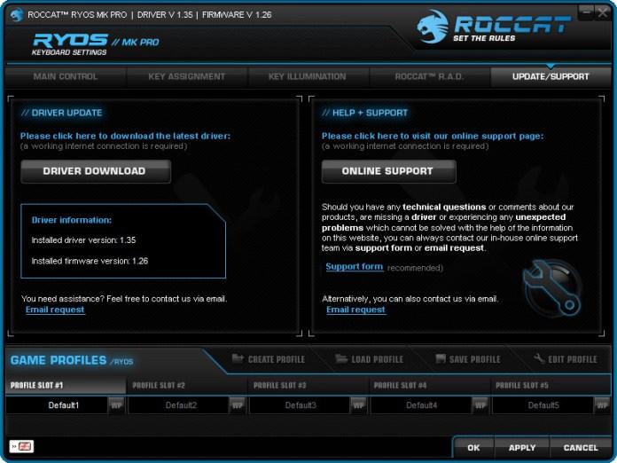 ROCCAT Ryos Software (5)