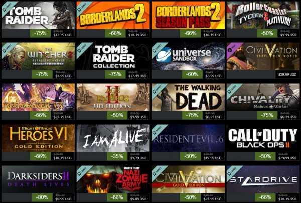d87be3de6c3c Steam Summer Sale Guide: Survivor's Edition | TechPorn