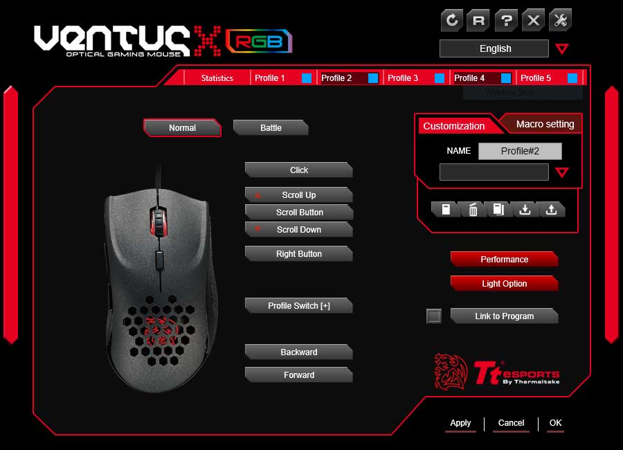 Review | Tt eSports Ventus X RGB Gaming Mouse | TechPorn