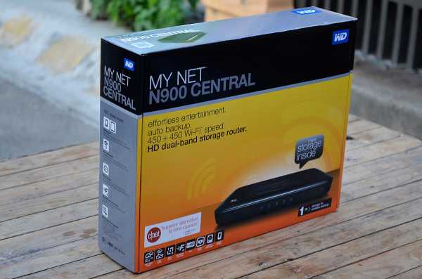 WD My Net N900 Central (1)