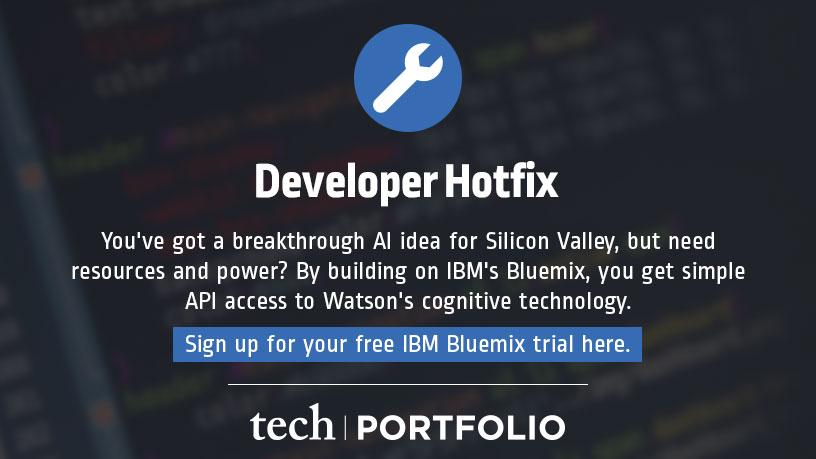 Developer Hotfix