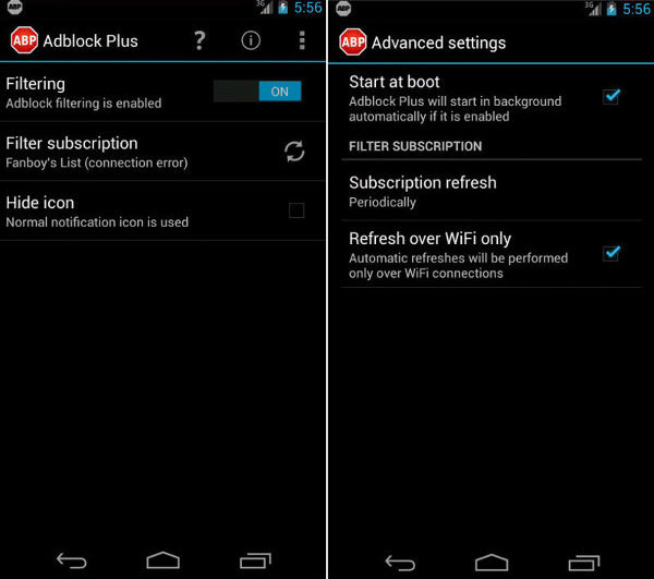 The methods here may work for both rooted and non-rooted devices. It will be specified for each method