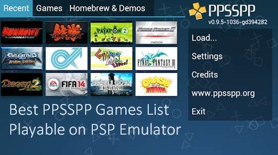 list of best ppsspp supported games1 - Techposts