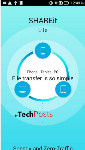 Wirelessly Transfer large files between any device, anytime, anywhere