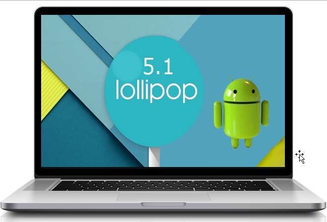 Installing Android 5.1 Lollipop on PC with Windows and Linux