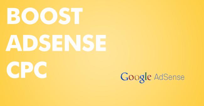 Boost-Adsense-CPC using top 50 high CPC keywords