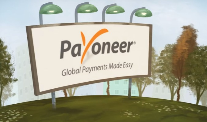 Payoneer - Paypal Payment alternative
