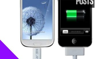 Charge or share power/battery with any Smartphone