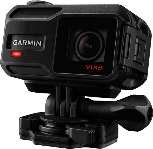 Garmin VIBER X is a nice substitute for GoPro