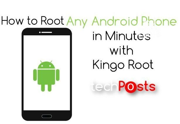 Root ANy Android Device in Just Few minute