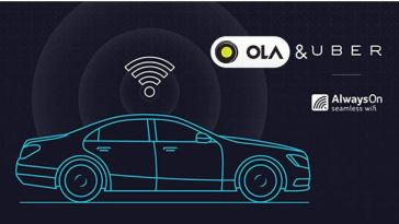 Wi-Fi in Cabs: Uber and Ola to Bring the Change.