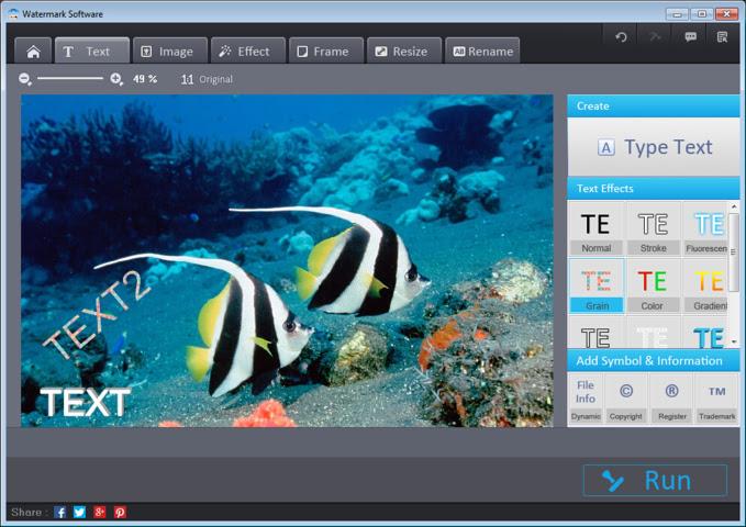 Best Watermark Software full version