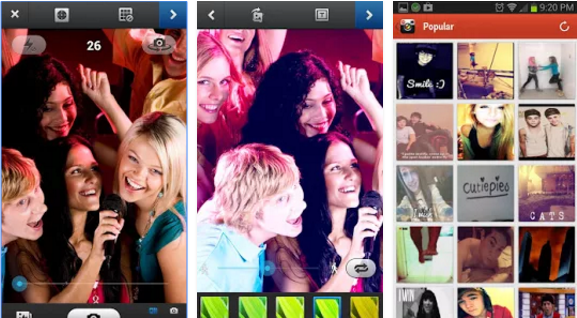 GifBoom_ Animated GIF Camera - Mobile app for Android and iOS