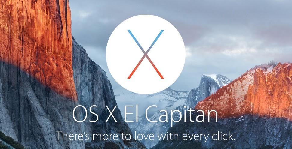 El Capitan Mac OS X Direct Download