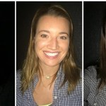 Screen flash for clear selfies in dark