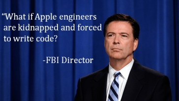 What if Apple engineers are kidnapped and forced to write code?