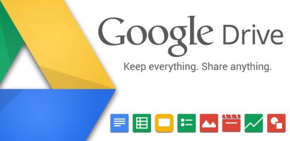 Google Drive - Backup PC