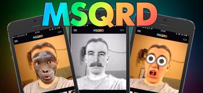 MSQRD App for Android