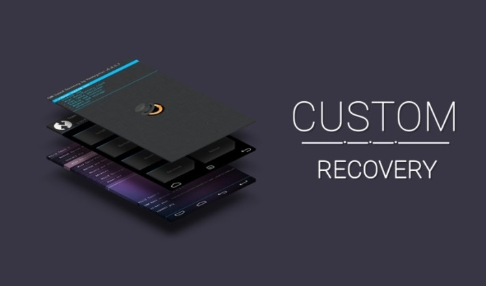 custom recovery installation offer more robust features