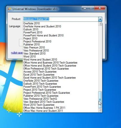 MS Office Tools for Windows and Mac OS