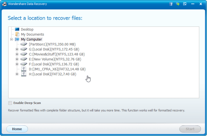 Lost File Recovery 1