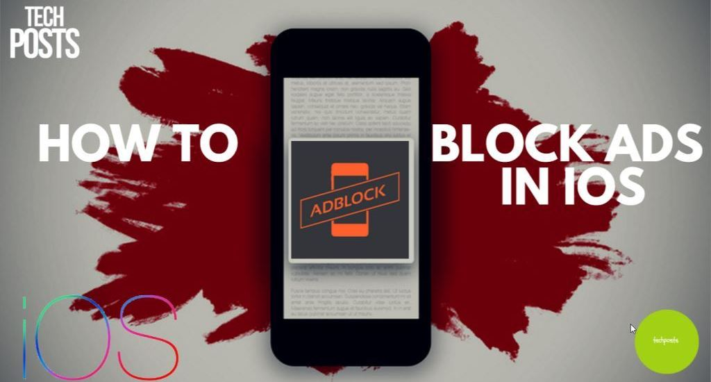 How to Block Ads in iPhone, iPad and all iOS 9, 10, 10.0.2 devices