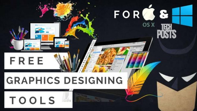 Best Free Graphics Designing Tools for Windows & MacOS 2017