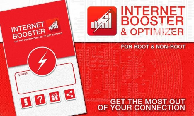 Internet Booster for ANdroid free