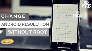 How to Change Android Resolution (DPI) WITHOUT ROOT