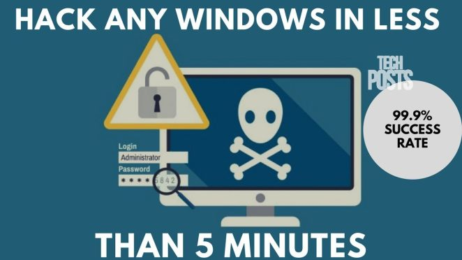 Hack any Windows PC and How to Protect it