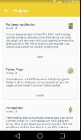 JuiceSSH Android Putty SSH Alternative