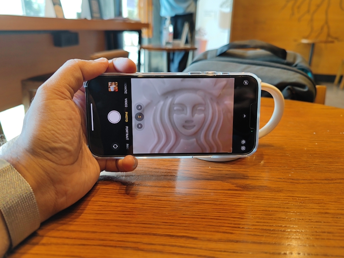 iphone 13 режим макросъемки