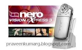 Nero Vision Express 3.0.1