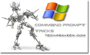 Command Prompt Tricks