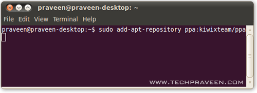 Install Kiwix on Ubuntu Linux