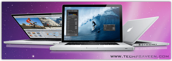 Stylish MacBook Pro Laptops