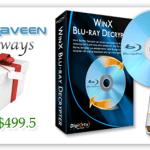 Free Giveaways WinX Blu-ray Decrypter License Keys