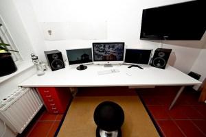 Wide Workspace setups