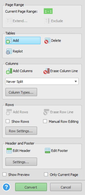 PDF Page Range in Excel
