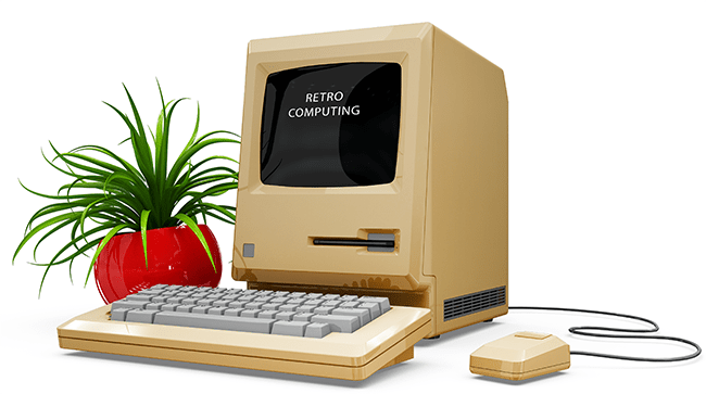 Retrocomputing Build