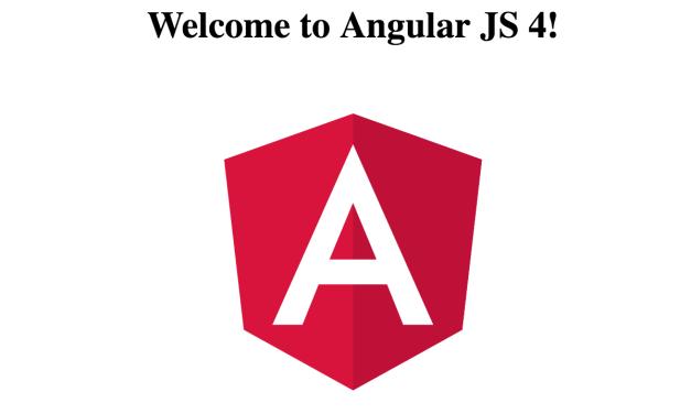Getting Started With Angular 4 & Angular CLI
