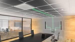 Yamaha All-in-One ADECIA Deckenmikrofonlösung für virtuelle Konferenzen – jetzt verfügbar
