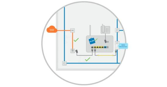 devolo-Patent sichert optimale VDSL-Performance