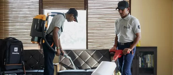Deep cleaning crew Bangalore