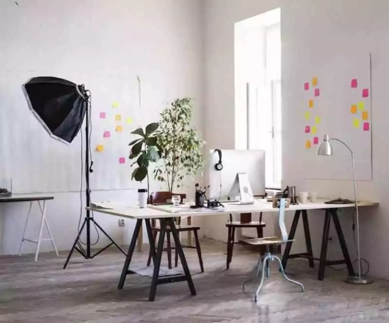 Website design for photography studio