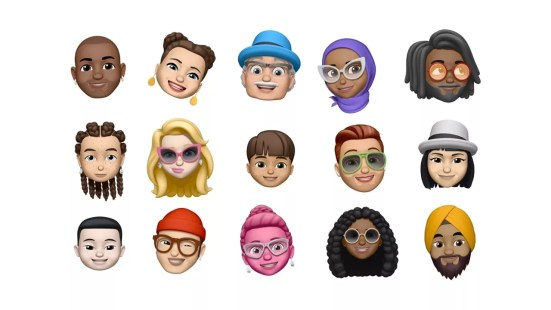 Memoji in iOS 12
